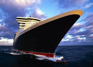 Queen Mary 2 - Cunard Cruise Line 2012/2013
